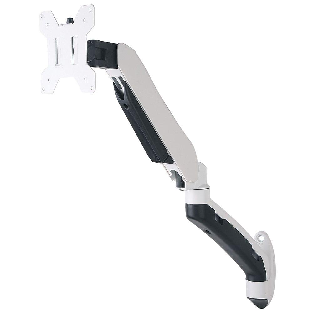 AVA21WS single LCD monitor arm wall mount