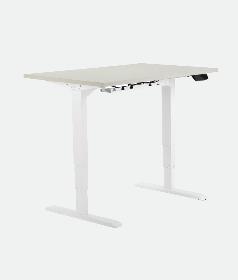 Sit stand desk standing desks memory setting alert timer