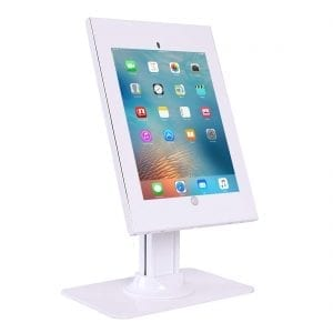 "IPP2604 anti-theft iPad Pro 12.9""Kiosk Floor Stand w/ Security Lock"