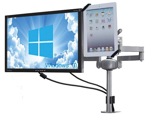 ACAVA AVM0-series LCD/LED Monitor Arm Stands
