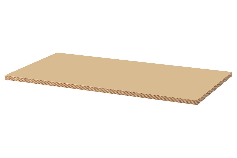 cheap desktop 1500x800mm Beige for Height Adjustable Standing Desks