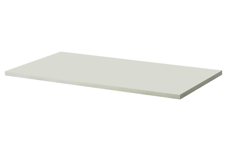 cheap desktop 1500x800mm White for Height Adjustable Standing Desks