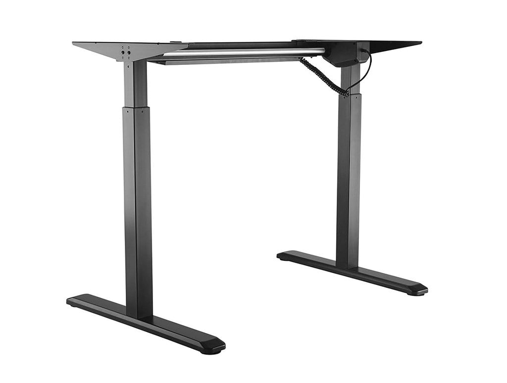 EDF01SNB Single-motor electric desk frame Height 0.7-1.2m Width 1.0-1.6m Depth 0.6m (normal column, basic controller)