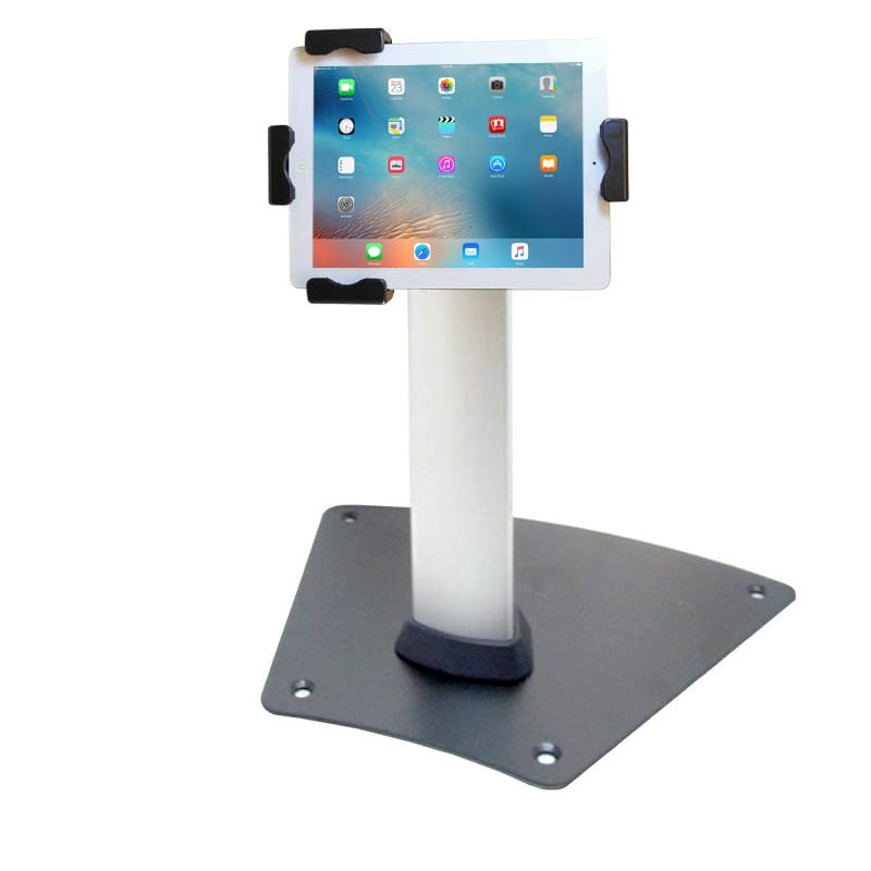 ut2103 Universal Tablet Kiosk Stand anti-theft security lock