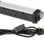 UP41S3B Underdesk Power Extension