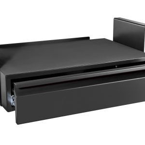 Allcam US022 Under-desk storage drawer & laptop shelf