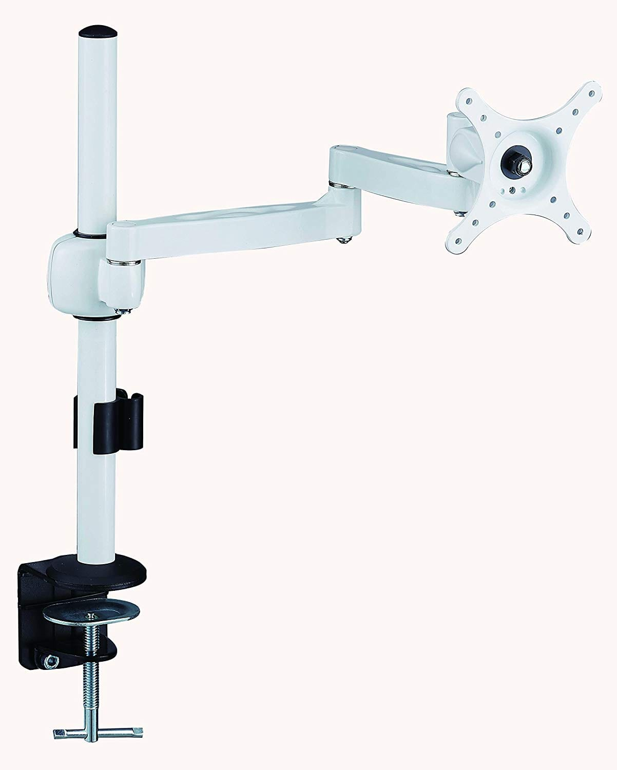 AVM04 for 1x LCD 6kg Tilt, Swivel, Rotate, White