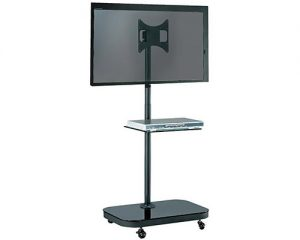 Allcam FS940 LED LCD TV Trolley Stands