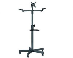 Allcam FS960 LED LCD TV Stand with Arm for Mic