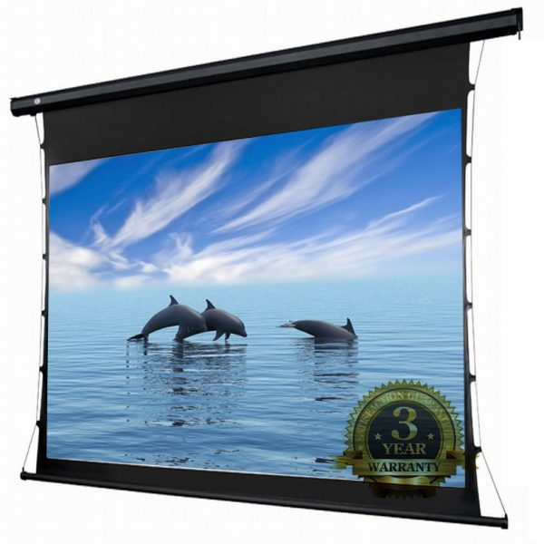 Tab-tensioned screen Dolphine