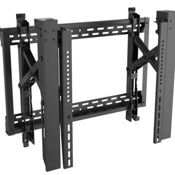 VW0646 video wall mount module w/ 3D micro- adjustments