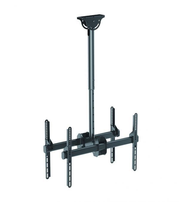"CM946D Universal 32""-70"", mount 2 TVs back-to-back,Rotate, Tilt, Swivel, Height: 56-91AV, upto VESA600x400, 50kg"