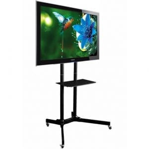 ACAVA AV411B economy TV Trolley Stands