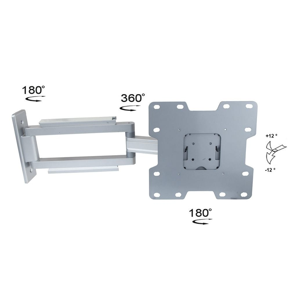 ACAVA AVD100-series Screen Wall-mounting Bracket with Flexible Arm