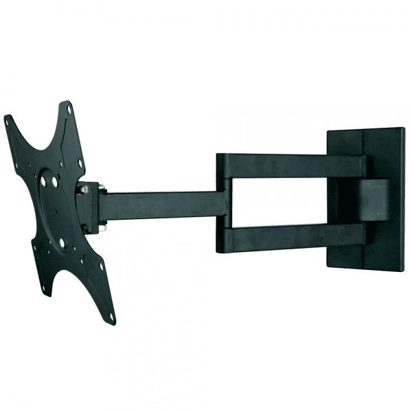 ACAVA AVL293SS-series LCD/LED Screen Wall Mount Bracket with Flexible Arm - swivel, tilt, VESA