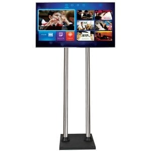 ACAVA AV400-series TV Trolley Stands