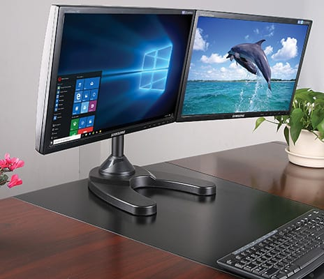 AVS10-series LCD LED Monitor Arm Stands