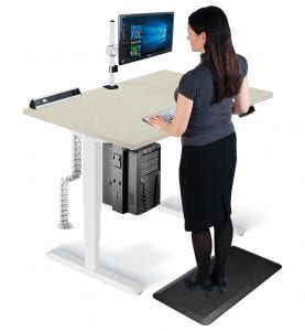 Allcam Ergonomic Office Suites: standing
