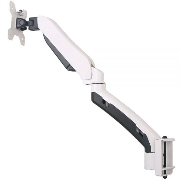 AVA21WS w/ Wall Mount for 1x LCD 1.5-7kg, Tilt, Swivel, Rotate