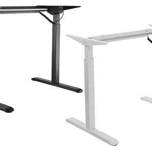 EDF01SN Single-motor electric desk frame Height 0.7-1.2m Width 1.0-1.6m Depth 0.6m (normal column, basic controller