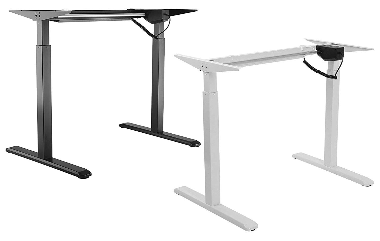 EDF01SN Single-motor electric desk frame Height 0.7-1.2m Width 1.0-1.6m Depth 0.6m (normal column, basic controller