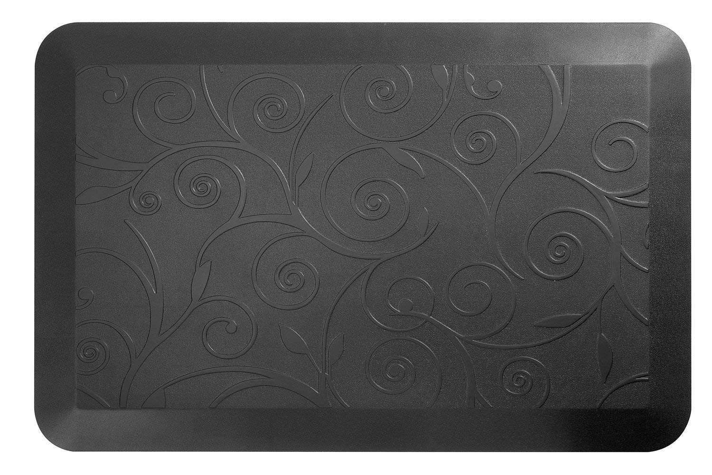 AFM02B Anti-fatigue mat for office/home 78x51x16 mm (PU foam )