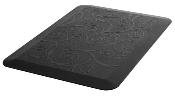 AFM02B Anti-fatigue mat for office/home 78x51x16 mm (PU foam )