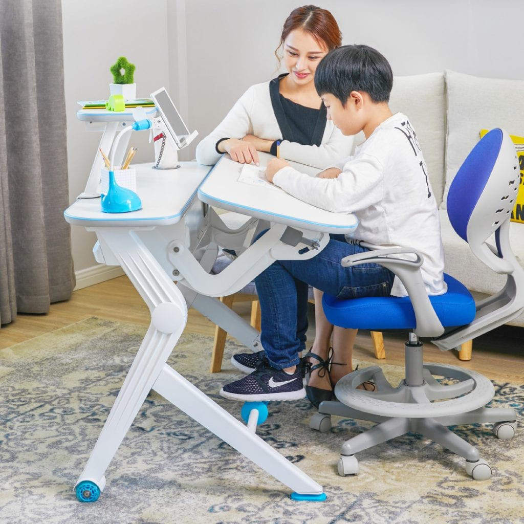 cd002 children desk kids study table