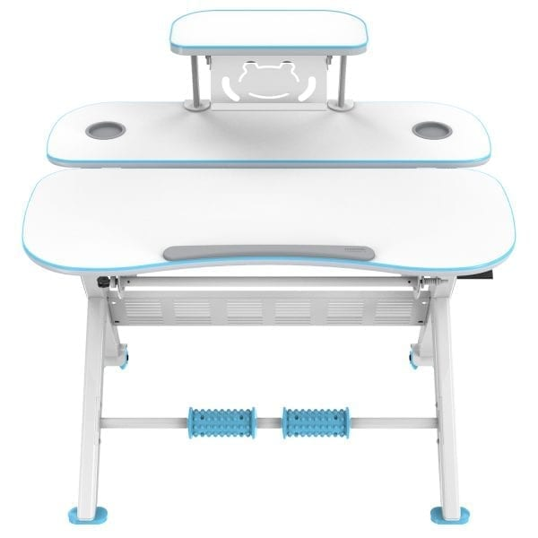 cd002 children desk school kids desk height adjustable front view