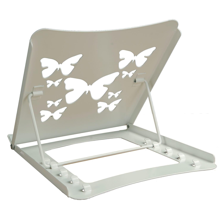 smart folding laptop riser cooler stand height angle adjustable