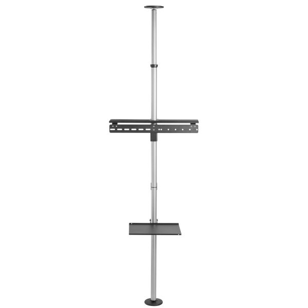 fcm63m floor ceiling tv mount stand front