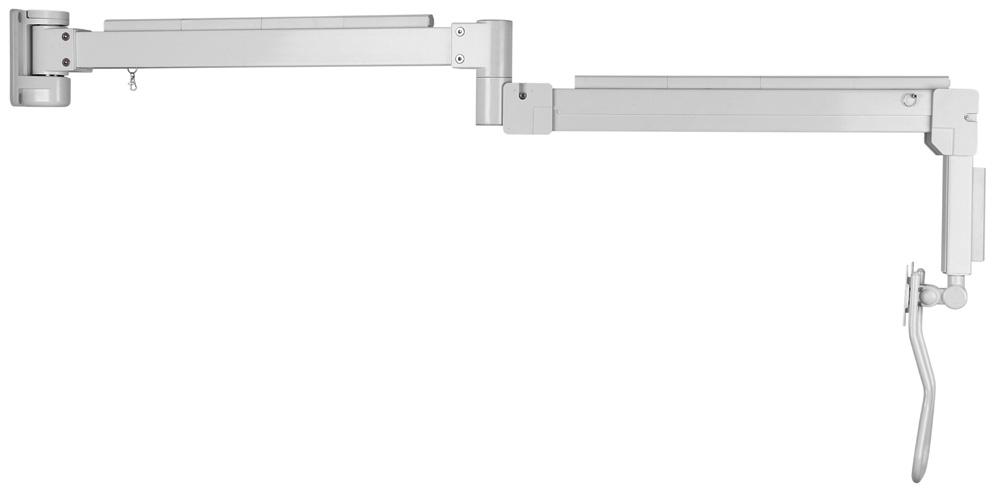 Allcam LRA34W long reach arm extension White