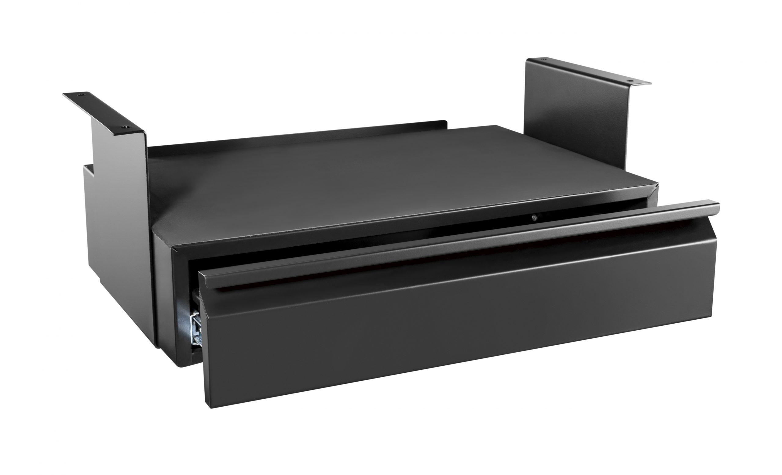 Allcam US022 Under-desk storage drawer & laptop shelf