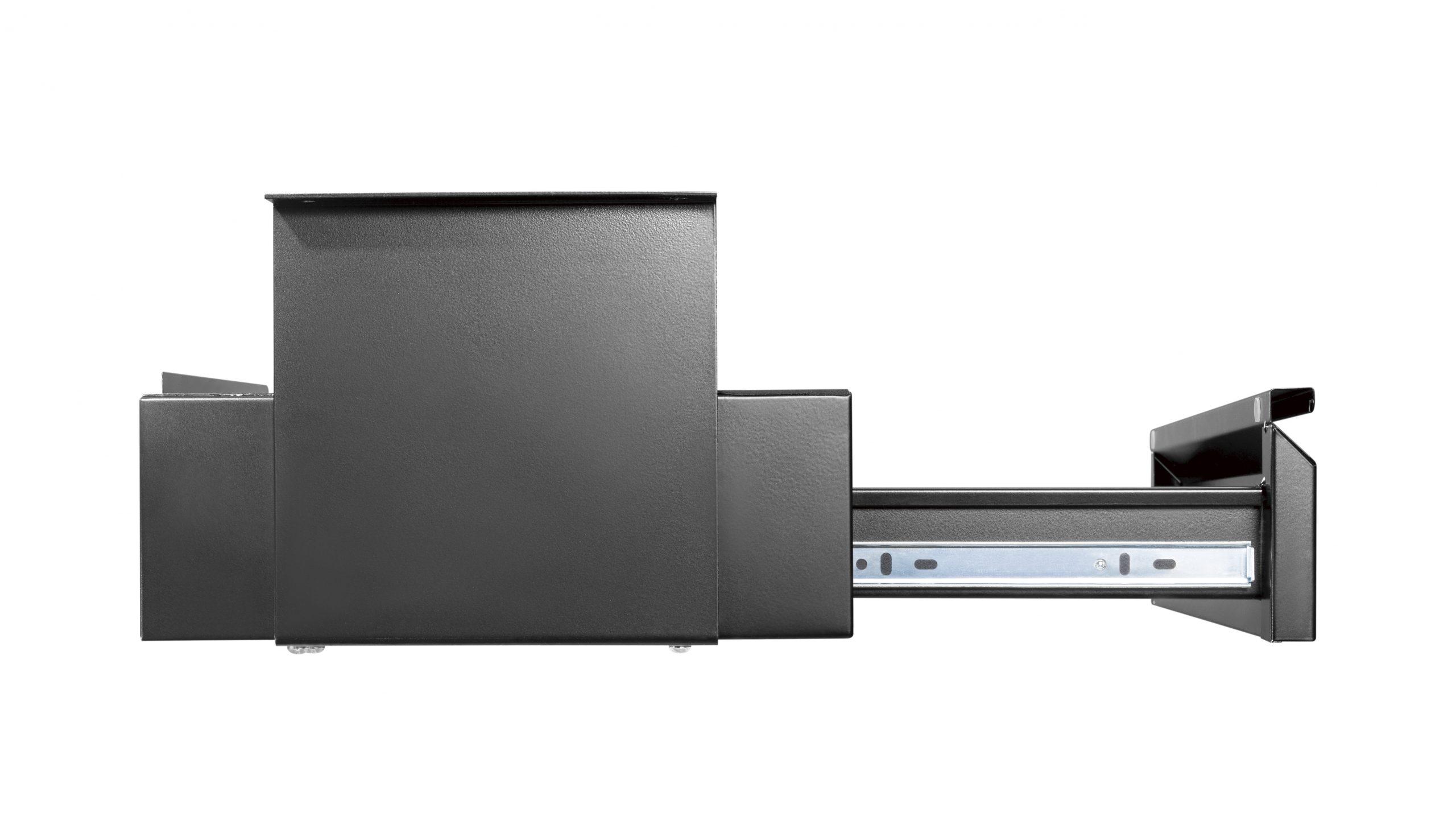 Allcam US022 Under-desk storage drawer & laptop shelf sliding