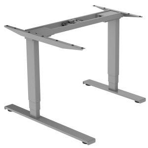 EDF12+RDK Electric Dual-motor Height-adjustable Standing Radial Desk Frame