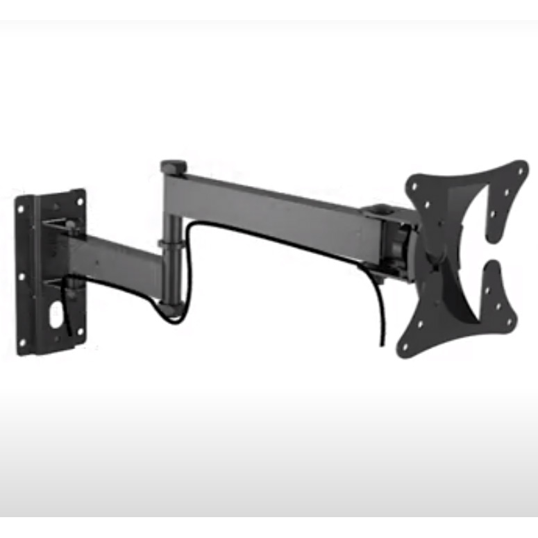 LCD503A Universal 23″-42″ LCD Wall Mount Bracket Articulate Arms VESA 200×200